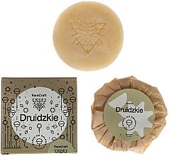 Fragrances, Perfumes, Cosmetics Lemon & Rosemary Shave Soap - RareCraft Soap Druid