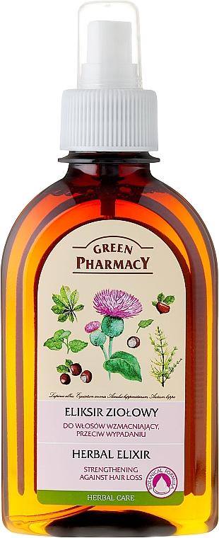 "Herbal Hair Infusion ""Anti Hair Loss"" - Green Pharmacy"