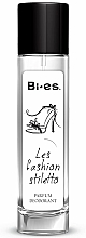 Fragrances, Perfumes, Cosmetics Bi-Es Les Fashion Stiletto - Scented Deodorant Spray