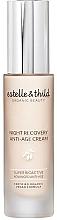 Fragrances, Perfumes, Cosmetics Facial Night Cream - Estelle & Thild Super Bioactive Night Recovery Anti Age Cream