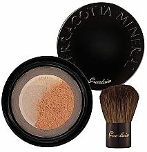Fragrances, Perfumes, Cosmetics Mineral Brozing Loose Powder - Guerlain Terracotta Mineral Flawless Bronzing Powder