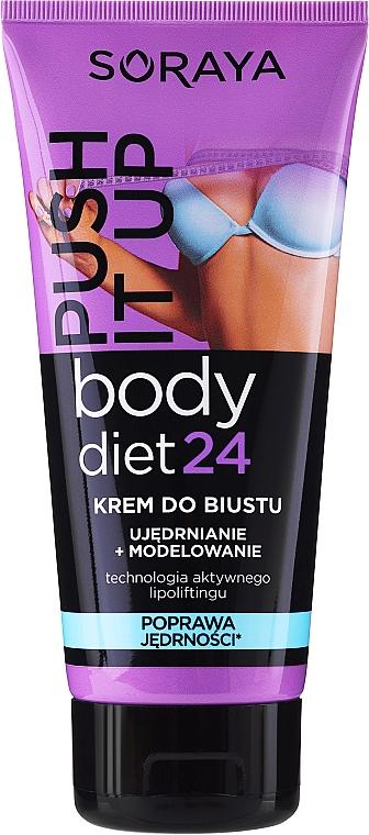 Firming Bust Cream - Soraya Body Diet 24 Bust cream