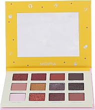 Fragrances, Perfumes, Cosmetics Eyeshadow Palette - Moira Happy About Last Night Shadow Palette
