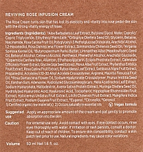 Reviving Rose Face Cream - Aromatica Reviving Rose Infusion Cream — photo N2