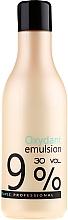 Fragrances, Perfumes, Cosmetics Creamy Oxydant Emulsion 9% - Stapiz Professional Oxydant Emulsion 30 Vol