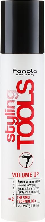 Root Hair Volume Spray - Fanola Tool Volume Up Volume Root Spray