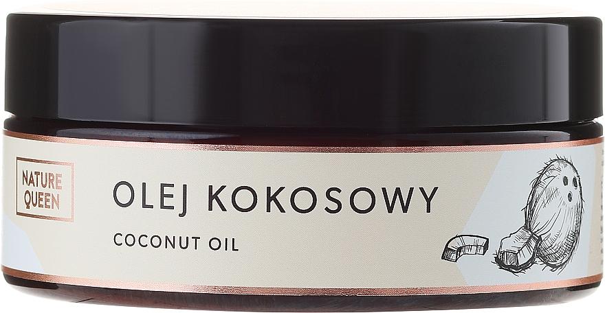 Coconut Body Oil - Nature Queen Cooconut Oil