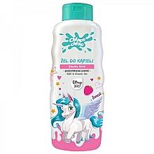Fragrances, Perfumes, Cosmetics Kids Shower Gel with Wild Strawberry Scent - Chlapu Chlap Bath & Shower Gel