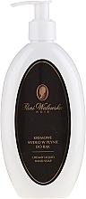 Fragrances, Perfumes, Cosmetics Liquid Cream Soap - Pani Walewska Noir