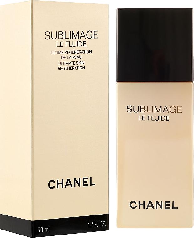 Fundamental Regenerating Fluid - Chanel Sublimage Le Fluide Ultimate Skin Regenerating — photo N1