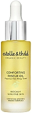 Fragrances, Perfumes, Cosmetics Face Oil - Estelle & Thild BioCalm Comforting Rescue Oil