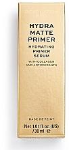 Fragrances, Perfumes, Cosmetics Face Primer - Revolution Pro Hydra Matte Primer