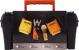 Fragrances, Perfumes, Cosmetics Set - Wars (ash/lot/90ml + sh/cr/65ml + edc/90ml + sh/brush + case)
