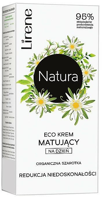 "Day Face Cream ""Edelweiss"" - Lirene Natura Eco Cream"