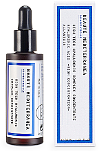 Fragrances, Perfumes, Cosmetics Face Serum with Hyaluronic Acid - Beaute Mediterranea High Tech Hyaluronic Complex Concentrate