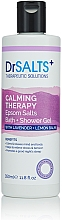 Fragrances, Perfumes, Cosmetics Shower Gel - Dr Salts + Calming Therapy Magnesium