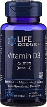 Fragrances, Perfumes, Cosmetics Vitamin D3 Capsules - Life Extension Vitamin D3
