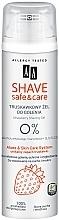 Fragrances, Perfumes, Cosmetics Strawberry Shaving Gel - AA Shave Safe & Care Strawberry Shaving Gel