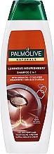 Fragrances, Perfumes, Cosmetics Hair Shampoo - Palmolive Naturals Luminous Nourishment Shampoo 2 in 1
