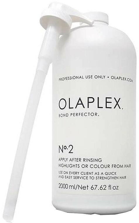 Hair Repair Treatment - Olaplex Bond Perfector No.2