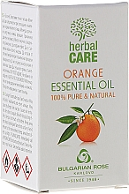 "Fragrances, Perfumes, Cosmetics Essential Oil ""Orange"" - Bulgarian Rose Orange Essential Oil"