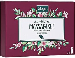 Fragrances, Perfumes, Cosmetics Set - Kneipp Massage Set (b/oil/3x20 ml)