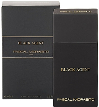 Fragrances, Perfumes, Cosmetics Pascal Morabito Black Agent - Eau de Toilette