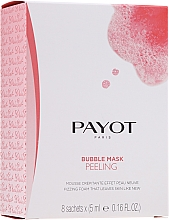 Fragrances, Perfumes, Cosmetics Facial Oxygen Peeling Mask - Payot Les Demaquillantes Peeling Oxygenant Depolluant Bubble Mask