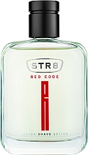 Fragrances, Perfumes, Cosmetics STR8 Red Code - After Shave Lotion