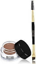 Fragrances, Perfumes, Cosmetics Brow Pomade - Milani Stay Put Brow Color