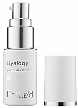 Fragrances, Perfumes, Cosmetics Platinum Face Serum - ForLLe'd Hyalogy Platinum Essence