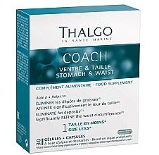 Fragrances, Perfumes, Cosmetics Stomach & Waist Capsules, 30pcs - Thalgo Coach Stomach and Waist