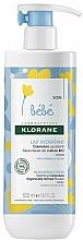 Fragrances, Perfumes, Cosmetics Moisturizing Body Lotion - Klorane Baby Moisturizing Lotion