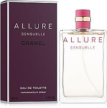Fragrances, Perfumes, Cosmetics Chanel Allure Sensuelle - Eau de Toilette