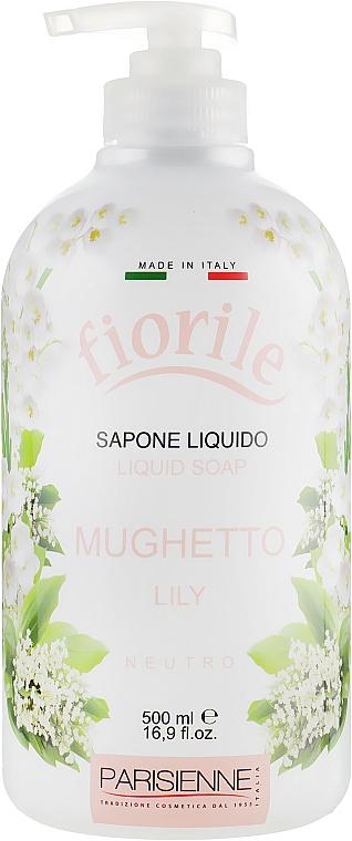 """Liquid Soap """"Lily"""" - Parisienne Italia Fiorile Lily Liquid Soap"""