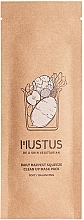 Fragrances, Perfumes, Cosmetics Face Mask - Mustus Daily Harvest Squeeze Clean Up Mask