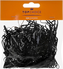 "Fragrances, Perfumes, Cosmetics Mini Elastic Hair Bands ""XS"" 200pcs, black - Top choice"