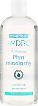 Fragrances, Perfumes, Cosmetics Moisturizing Micellar Water - Novaclear Hydro Micellar Water