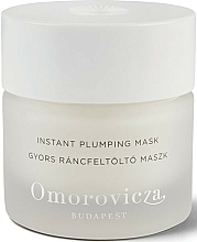 Fragrances, Perfumes, Cosmetics Facial Night Cream - Omorovicza Instant Plumping Cream
