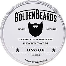 Hygge Beard Balm - Golden Beards Beard Balm — photo N6