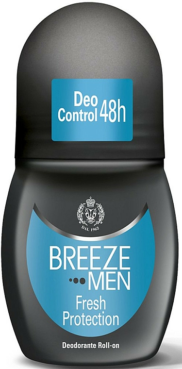 Roll-On Deodorant - Breeze Roll-On Deo Fresh Protection — photo N1
