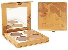 Fragrances, Perfumes, Cosmetics Highlighter Palette - Couleur Caramel Highlighter Palette