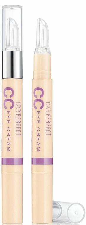 Under Eye Concealer - Bourjois 123 Perfect CC Eye Cream