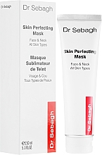Fragrances, Perfumes, Cosmetics Cleansing Face Mask - Dr Sebagh Skin Perfecting Mask