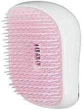 Hair Brush - Tangle Teezer Compact Styler Digital Skin Ultra Pink Mint — photo N2