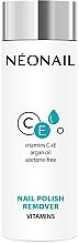 Fragrances, Perfumes, Cosmetics Nail Polish Remover with Vitamins - NeoNail Professional Nail Polish Remover