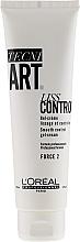 Fragrances, Perfumes, Cosmetics Smooth Hair Cream Gel - L'Oreal Professionnel Tecni.Art Liss Control Cream-Gel