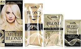 Fragrances, Perfumes, Cosmetics Hair Lightener up to 5 Tones - Joanna Multi Blond Intensiv