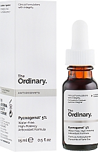 Fragrances, Perfumes, Cosmetics Antioxidant Face Serum - The Ordinary Pycnogenol 5%