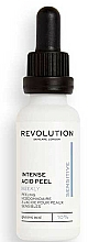 Fragrances, Perfumes, Cosmetics Intensive Peeling for Sensitive Skin - Revolution Skincare Intense Acid Peel For Sensitive Skin